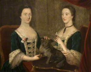 The Ladies Barbara and Margaret Stuart