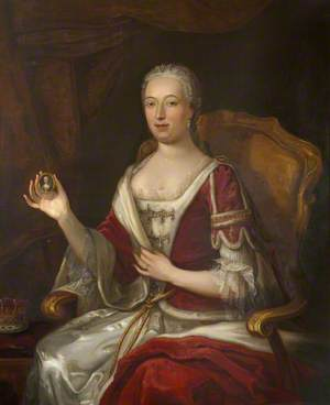 Lady Catherine Maxwell (d.1773), Countess of Nithsdale
