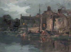 Canal at Hillhead