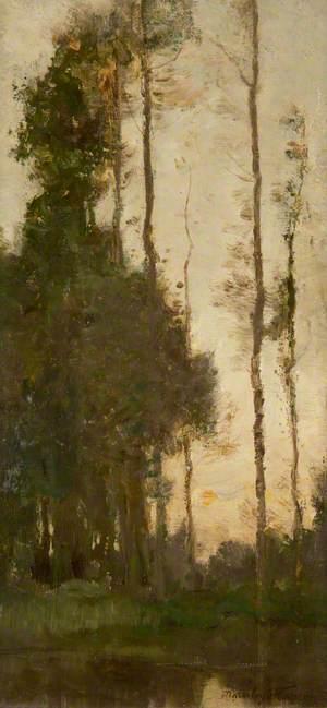 Woods by Bardowie Loch