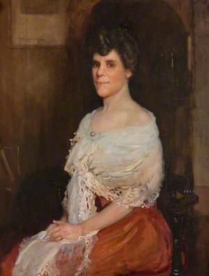 Portrait of a Lady – Christina