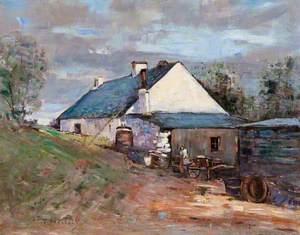 Drumclog Farm, Drumclog Moor