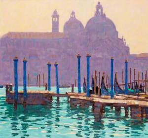 Hazy Afternoon, Venice