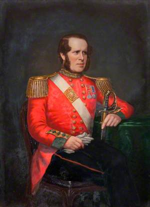 Captain John George Shaw
