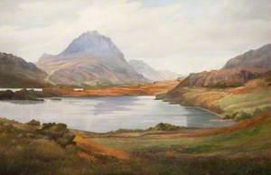 Slioch, Loch Maree, Ross-shire