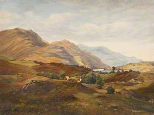 Above Ardara, County Donegal