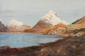 Loch Scavaig, Elgol, Skye