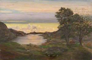 Loch Avich, Sunset, Tayvallich