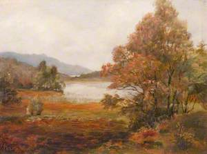 Loch Tainish and Sween, Tayvallich