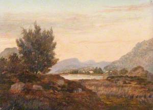 Loch Tainish, Tayvallich, Evening