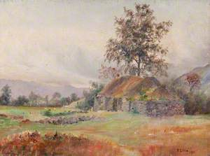 Cottage in Glen Strae, Dalmally