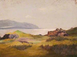 Cumbrae from Mount Stuart, Rothesay