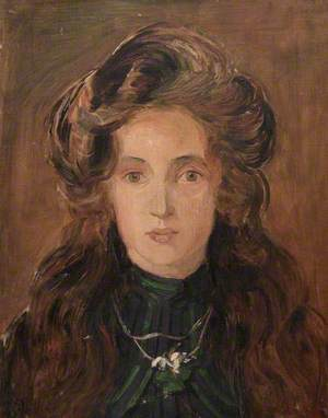 Annie Hamilton Maguire (1889–1962), the Artist's Daughter