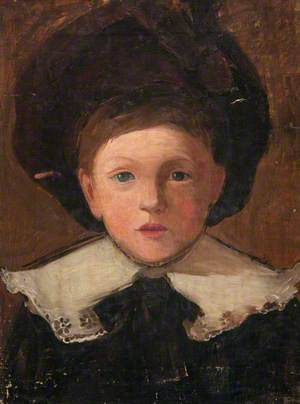 Russell Maguire (1897–1945), the Artist's Youngest Son