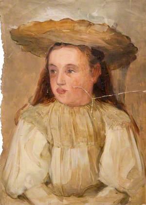 Annie Hamilton Maguire (1889–1962), the Artist's Daughter