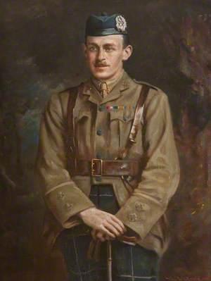 Lieutenant John Mitchell Duff