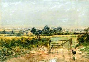 A Wet Day, Kensdale