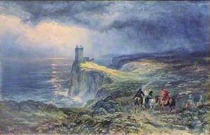Fast Castle, Wolf's Crag