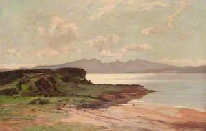 At Dun-a-Goil (Dunagoil) Bay, Bute, 1894