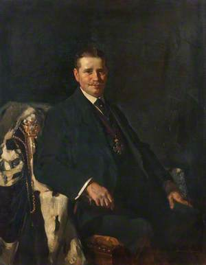Neil MacNaughton Brown, Provost of Greenock (1910–1913)