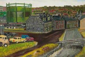 West Burnside Street and Gasworks