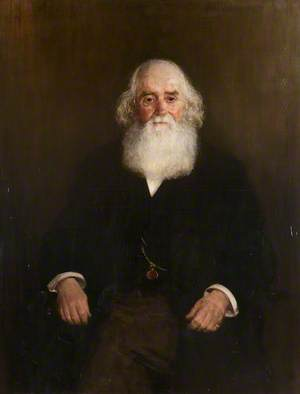 James Russell, First Provost of Motherwell (1865–1868)