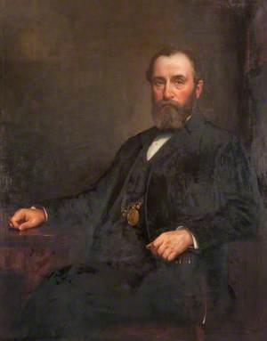 John Black, Provost