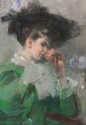 Elizabeth, Niece of the Artist