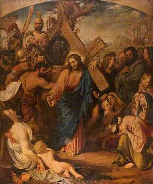 Christ Bearing His Cross