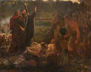 The Introduction of Christianity to Britain