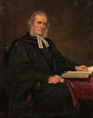 The Late Reverend Dr William Fraser