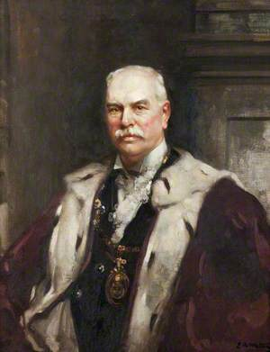 William Muir MacKean, Provost of Paisley