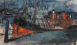 Harbour Scene