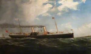 'Bonnie Princess', Paddle Steamer