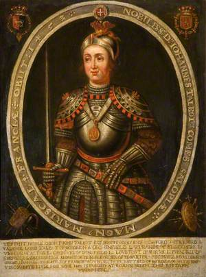 Sir John Talbot (1383–1453), 1st Earl of Shrewsbury and Waterford