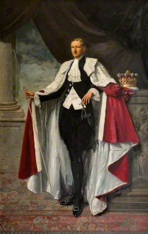 John George Charles Henry Alton Alexander Chetwynd, 21st Earl of Shrewsbury and Waterford (1914–1980)