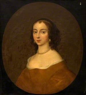 Anna Maria, Countess of Shrewsbury (1642–1702)