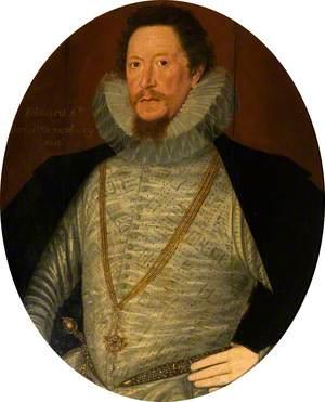 Edward Talbot, 8th Earl of Shrewsbury (1561–1618)
