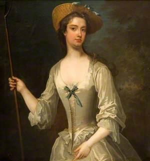 Honourable Mrs Catherine Talbot, Later Wife of Honourable John Talbot (1722–1785)