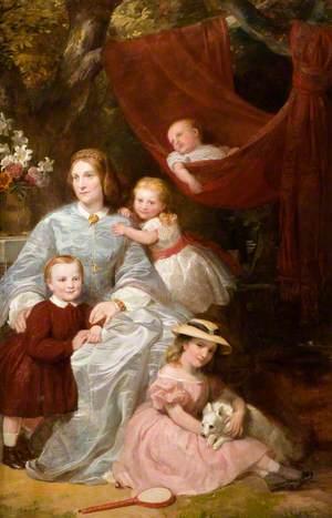 The Family of Captain Charles Arthur Talbot