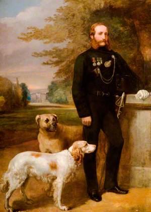 Captain Charles Arthur Talbot, Grandson of the 2nd Earl Talbot (1834–1869)