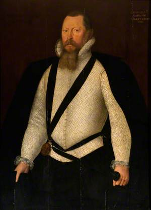 George Talbot, 6th Earl of Shrewsbury and Waterford (1528–1590)