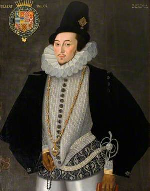 Gilbert Talbot (1552–1616), 7th Earl of Shrewsbury