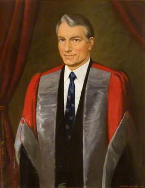 Dr David Harrison, Vice-Chancellor