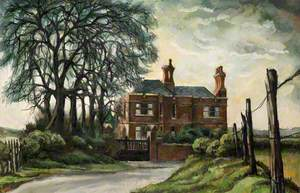 Lodge House, Caverswall