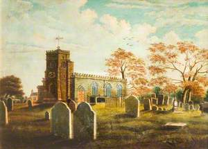 Keele Church, Staffordshire