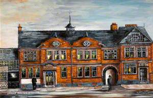 Stoke Police Station