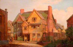 'The Noah's Ark Inn', Crabbery Street, Stafford