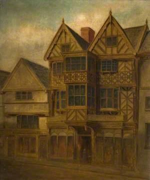 Elizabethan House, Gaolgate, Stafford