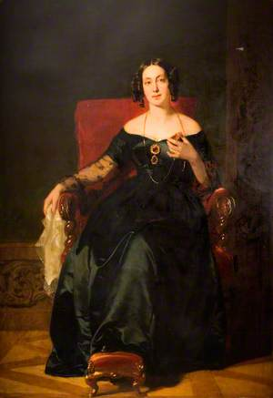 Clarissa Isabella Knight (1798/1799–1869)